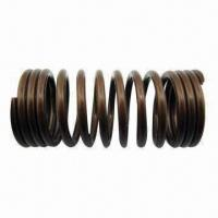 China Compression Spring with 0.08 to 20mm Diameter, Made of Stainless Steel or Beryllium Copper Wire wholesale