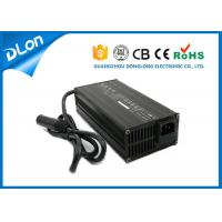 China electric motorcycle 24v battery charger 29.2V 4A LiFePO4 batterycharger wholesale