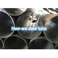 China High Tolerance Thin Wall Steel Tubing Welding Round Tubing For Automotive Component wholesale