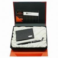 China Promotional Business Gift Set with Metal Pen wholesale
