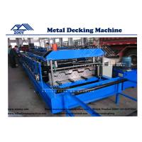 China YX62-320-690 Metal Deck Sheet Roll Forming Machine wholesale