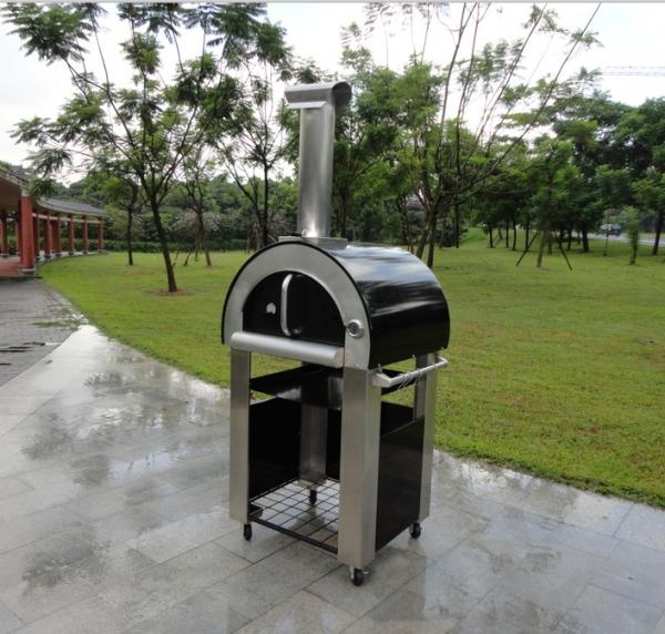 Used Outdoor Kitchens For Sale: Outdoor Brick Barbecue Grill Images