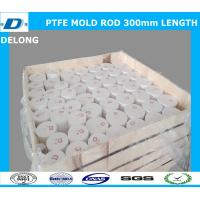 China 300mm length ptfe mold rod in big size wholesale