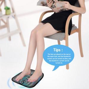 China EMS Smart Feet Circulation Stimulator Massager Electric Massager for Foot Boost Circulation & Relief Aching Feet Legs Mu wholesale