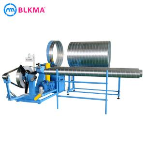 China Prima round duct elbow making machine spiral tube pipe duct forming machine on sale