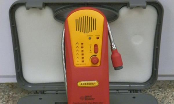 Gas Measuring Instruments : Gas meter tool images