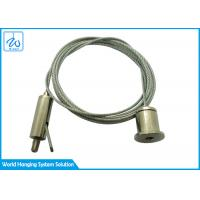 China Brass + Steel Lighting Cable Suspension Kit Provide Hanging Application Solutions on sale