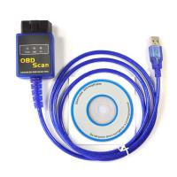 China Wireless ELM32 USB Code Reader OBD2 Interface OBD Scan Tool V2.1 wholesale