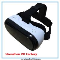 China All in one Quad core with bluetooth remote virtual reality 3d vr glasses headset VRbox wholesale