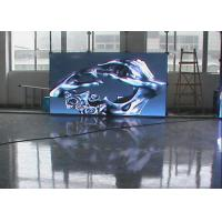 Buy cheap P6 SMD3528 Indoor Led Display Screen Full Color With 2300 Cd/Sqm , 3 Years Warranty from wholesalers