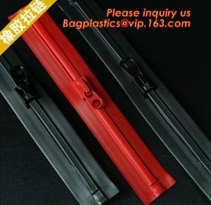 concavo convex zipper, plastic flange zipper, bone zipper, waterproof airtight zipper