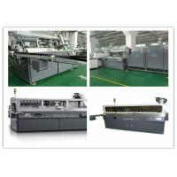 China Fully Automatic Plastic Bottle Silk Screen Printing Machinery Single Color wholesale