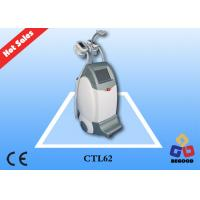 8 Inch Color Touch Screen Cool Sculpting Machine With Two Effective Radiators