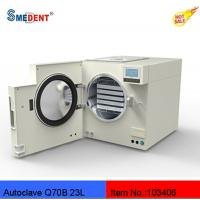 China Class B 23L Dental Autoclave for dental clinic wholesale