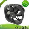 China Ventilador de refrigeração axial sem escova do fã da C.C. 24V/processador central 254mm com o motor externo do rotor wholesale