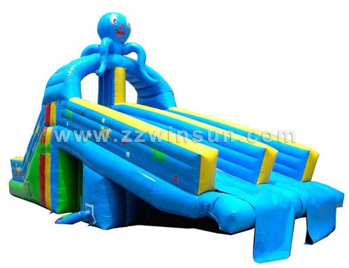 Used Swimming Pool Slides Images