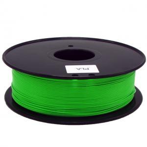 China 260°C Gloss 1KG 1.75mm PLA 3d Printer Filament wholesale