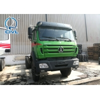 China New North Ben 6x6 Heavy Cargo Truck Chassis 380hp 420hp engine Manual Transmission wholesale