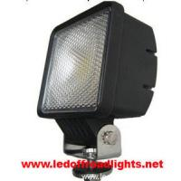 Buy cheap 30W IP68 waterproof LED work light, led lights for trucks from wholesalers
