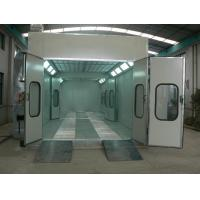 China Cheap car paint room, auto spray painting booth oven,one year guarantee period on sale