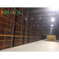China 2000 - 3500mm Warehouse Vna Racking System , Very Narrow Aisle Racking Corrosion Protection on sale