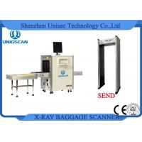 China ISO/CE certificated dual view high clear image X-ray baggage scanner 56*36cm wholesale