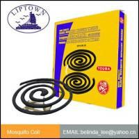 China 140 mm black no smokeless mosquito coil wholesale