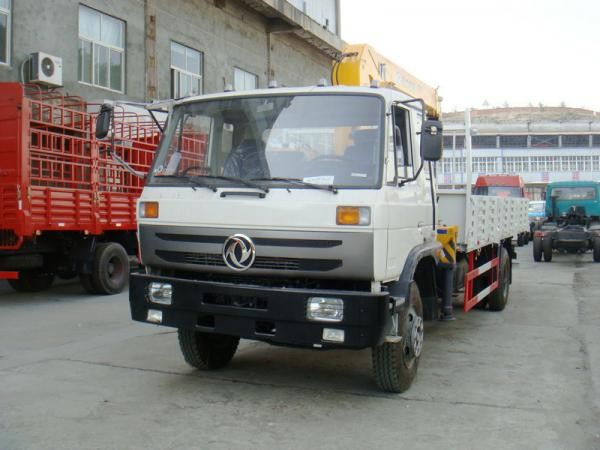 Quality 10T Dongfeng EQ5161JSQ with 5T Truck Crane,5T XCMG Crane,10T Truck Crane for sale