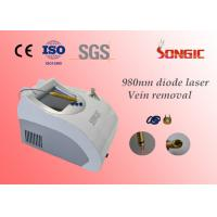 China Salon Top 980nm Medical Diode Laser For Permanent Hair Removal on sale