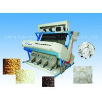 China High accuracy CCD rice color sorter machine, color sorting for rice wholesale