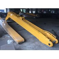 China Long Reach Boom for Excavator Hyundai R220LC With 15 Meters Length wholesale