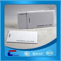 China plastic pvc rfid smart proximity card for access control on sale