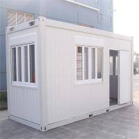 China 20ft Single Container House on sale