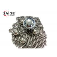 China Magnetics Mirror Finish 1 Inch Steel Ball , Industrial Polished Steel Ball wholesale