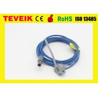 China Hospital Neonate Wrap Reusable Spo2 Sensor , Medical Blue Pediatric Spo2 Probe wholesale