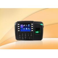China Biometric entry systems , Fingerprint Access Control Terminal With Power To Lock ,  Anti-Pass Back wholesale