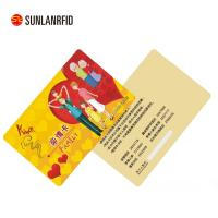 China 2018 new products blank pvc hotel key card envelopes card for restaurants hotel wholesale