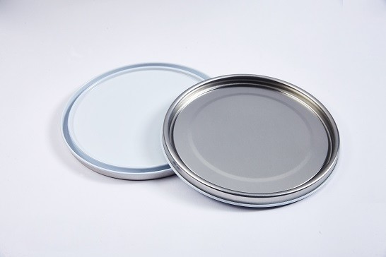 Quality BPA Free Easy Peel Off  Eoe Lid End SGS Approval Safe Rim Design Accurate for sale