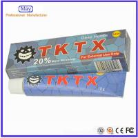 Buy cheap TKTX20% Painless Cream Anaesthetic Cream for Permanent Makeup Use & Tattoo Manufacturer from wholesalers
