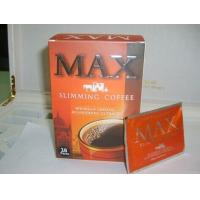 China MAX slimming coffee weight loss coffee wholesale