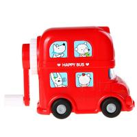 China Car Cool Pencil Sharpeners Customized With Hand Crank wholesale