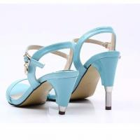 China Adjustable high heel shoes/ new patented shoes/ fashionable high heel shoes wholesale