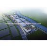 China Placa de alta resistencia prefabricada de las estructuras de acero de la soldadura de metales pesados wholesale