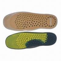 China Magical Gel Insoles, Absorption of Shock Generated from Everyday and Offer Comfort wholesale