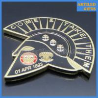 China Come & take them special operations command central Molon labe USN coin wholesale