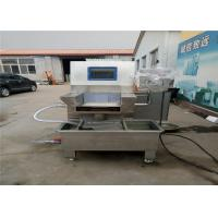 China Saline Injection Meat Processing Machine 6KW Power 900 - 1100 Kg / H Capacity wholesale