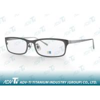 China Grade 1 Pure Titanium Metal Plate Corrosive Resistance For Spectacle Frame on sale