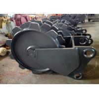 China 900mm Diameter Excavator Compaction Wheel For Excavator Machine wholesale