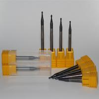 China 2/4 flute ball nose end mill bit cnc cutter for metal wholesale