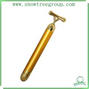 China 24k golden hight end quality popular japan beauty bar slim face bar for face massager wholesale